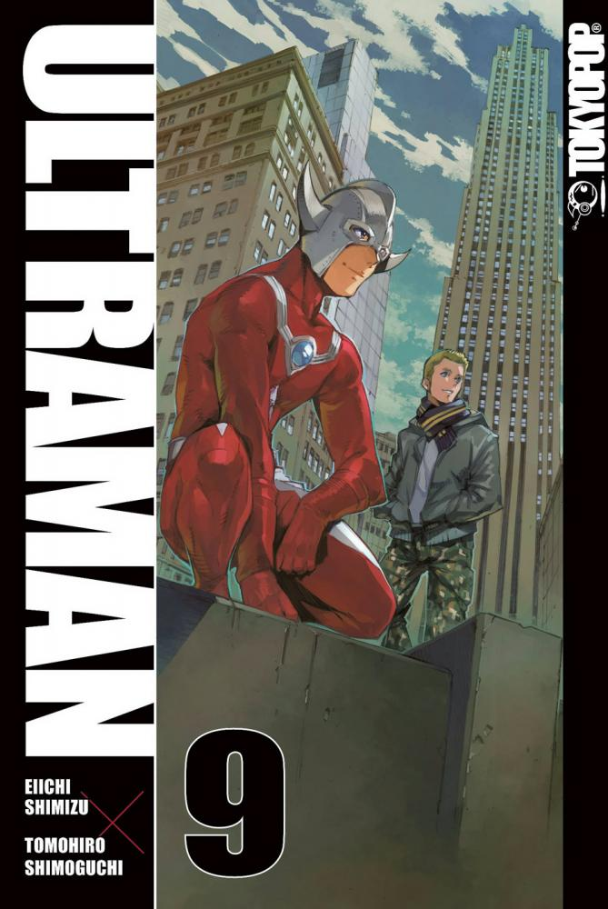 Ultraman Band 9