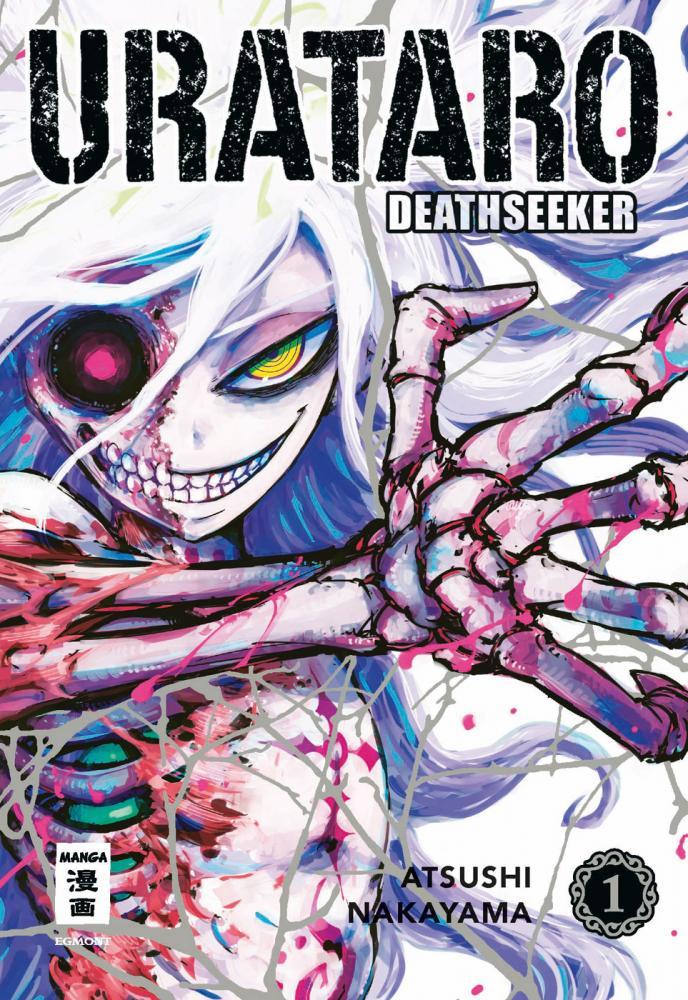 Urataro - Deathseeker Band 1