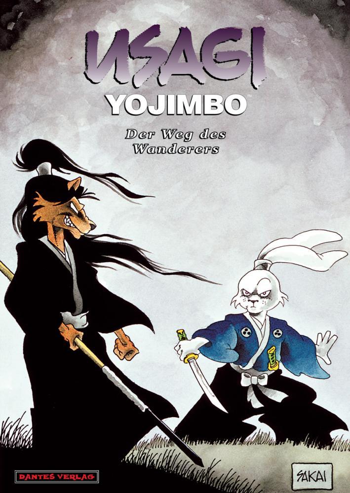 Usagi Yojimbo (Werkausgabe) 3: Der Weg des Wanderers