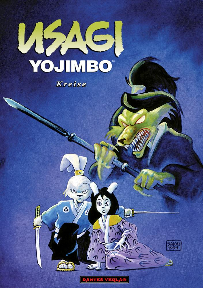 Usagi Yojimbo (Werkausgabe) 6: Kreise