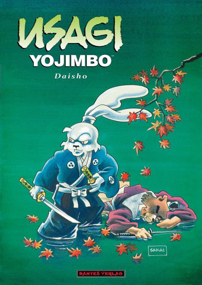 Usagi Yojimbo (Werkausgabe) 9: Daisho
