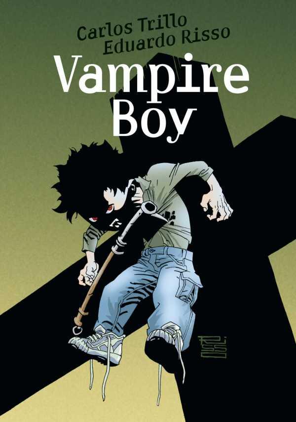 Vampire Boy (Gesamtausgabe)