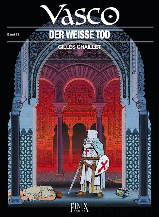 Vasco 23: Der weiße Tod