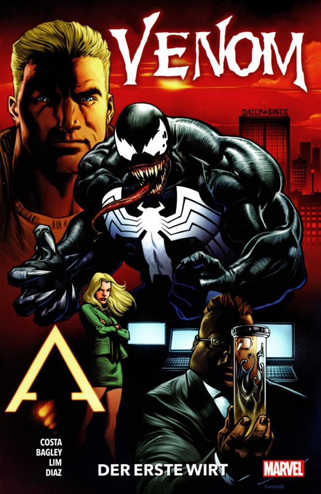 Venom: Der erste Wirt