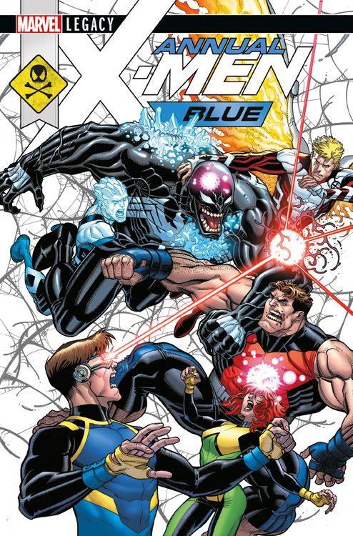 Venom & X-Men: Poison X