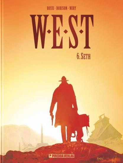 W.E.S.T. 6: Seth