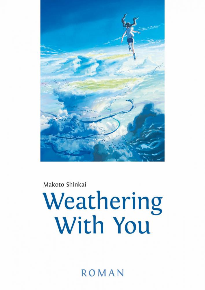 Weathering With You (Roman)