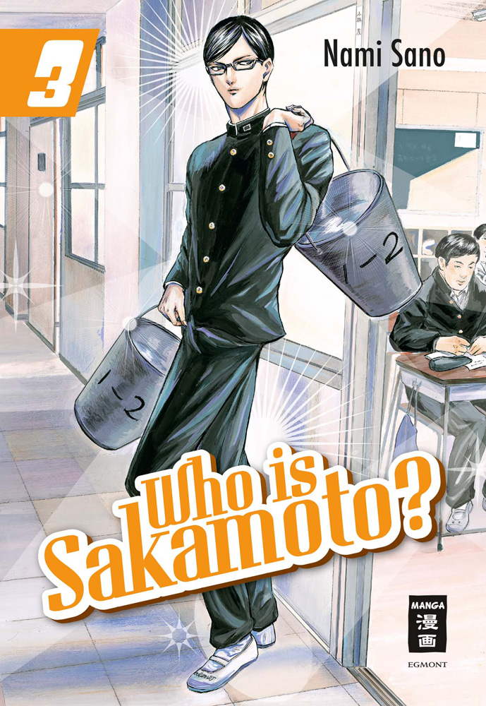 Who is Sakamoto? Band 3
