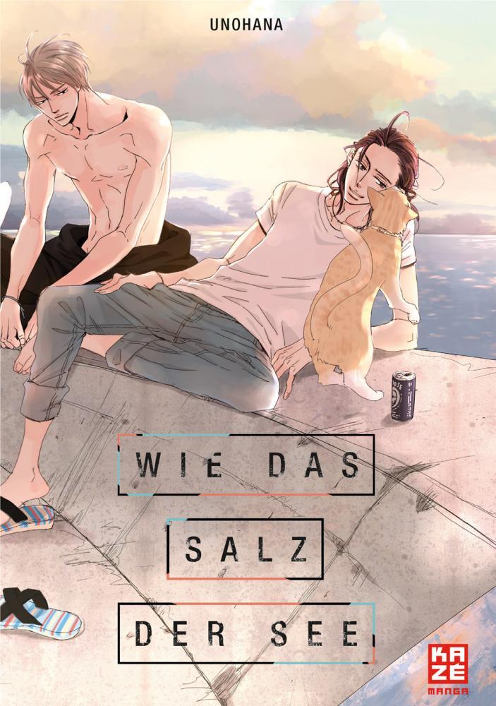 Wie das Salz der See