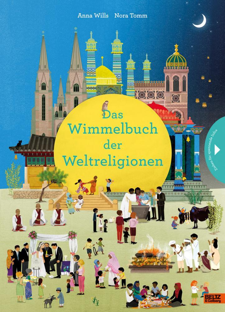 Wimmelbuch der Weltreligionen
