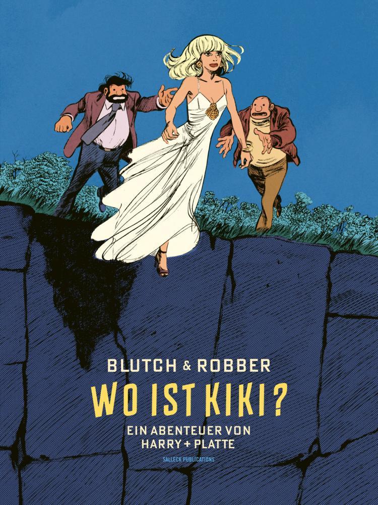 Wo ist Kiki? (reguläre Ausgabe)