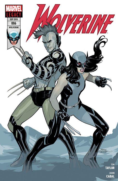 Wolverine (2016) 6: Kinder des Zorns