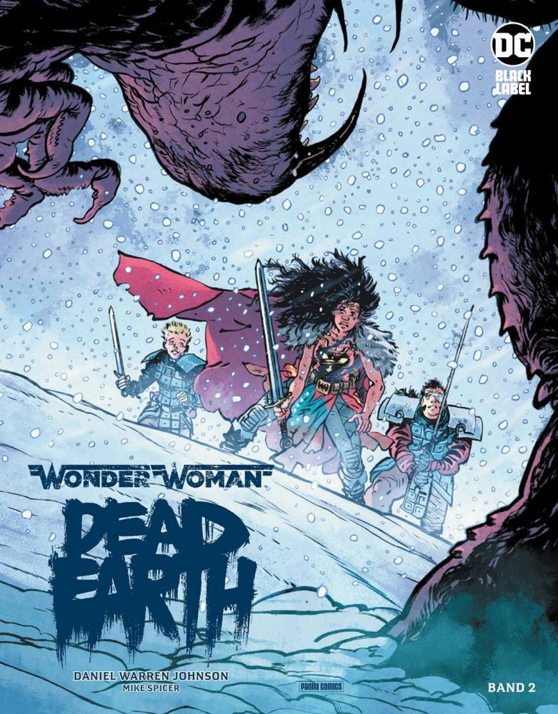 Wonder Woman: Dead Earth Band 2