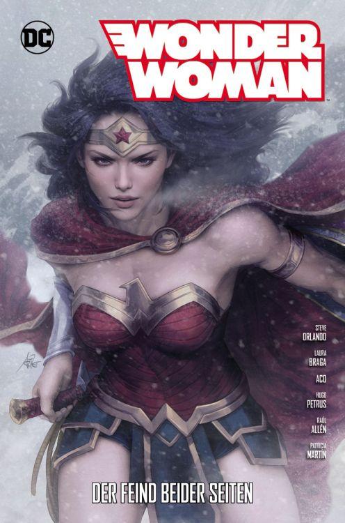 Wonder Woman (Rebirth) 8: Der Feind beider Seiten