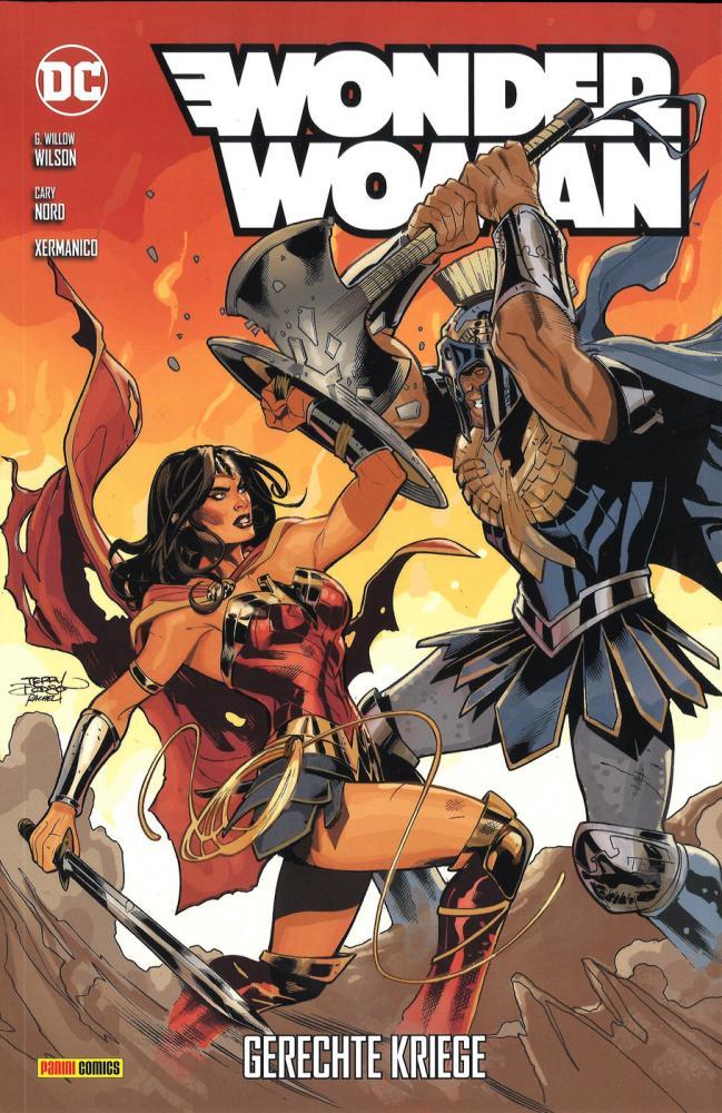 Wonder Woman (Rebirth) 9: Gerechte Kriege