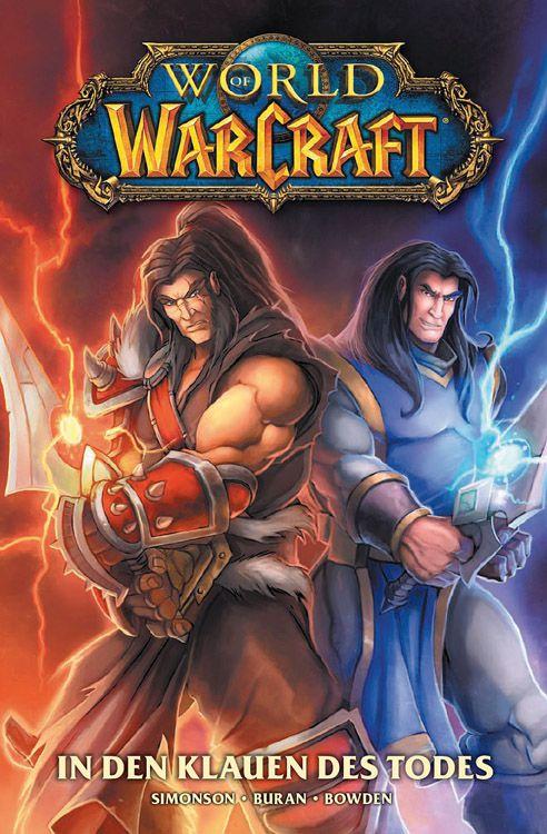 World of Warcraft (Graphic Novel) 2: In den Klauen des Todes