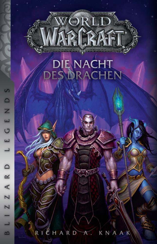 World of Warcraft (Roman) Die Nacht des Drachen