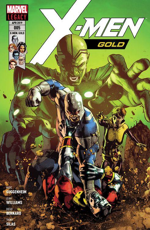 X-Men: Gold 5: Bruderschaft