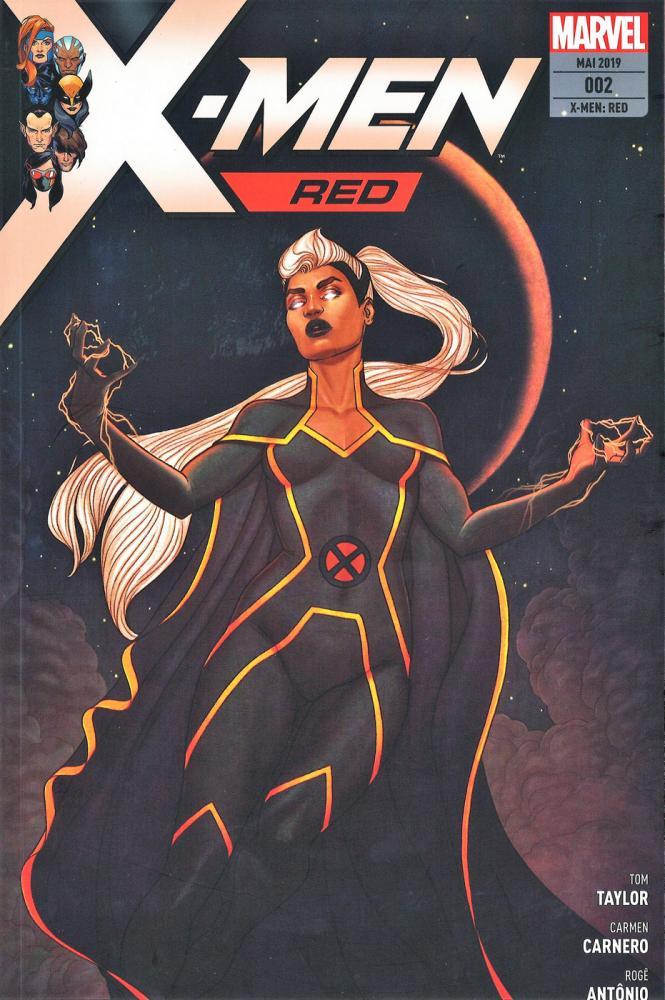 X-Men: Red 2: Krieg und Frieden
