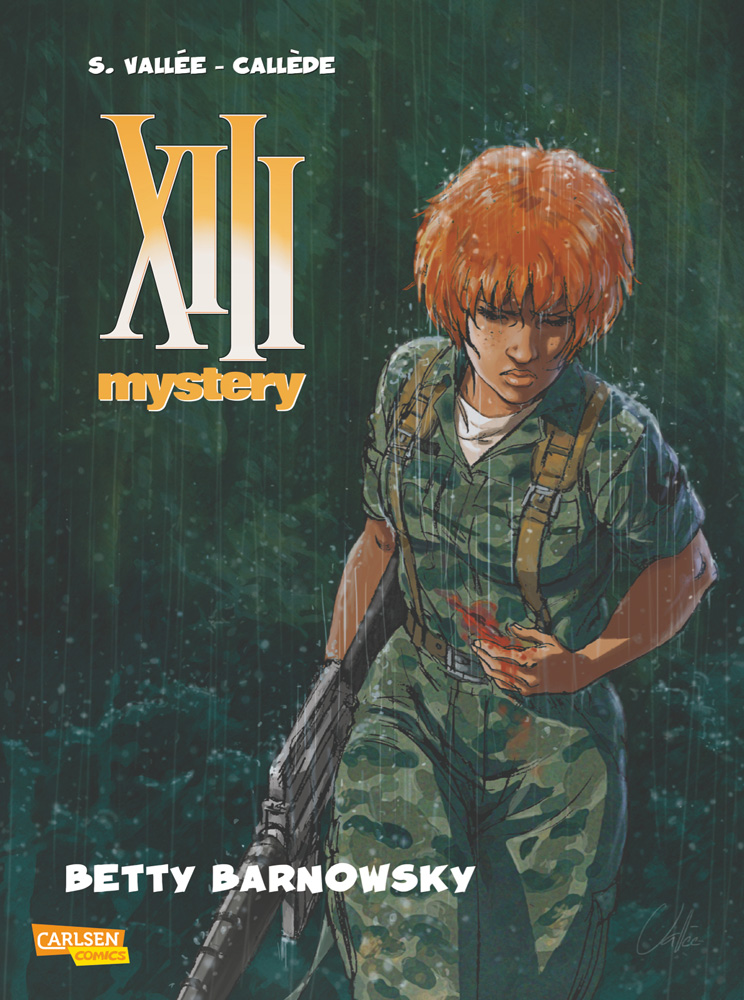 XIII Mystery 7: Betty Barnowsky