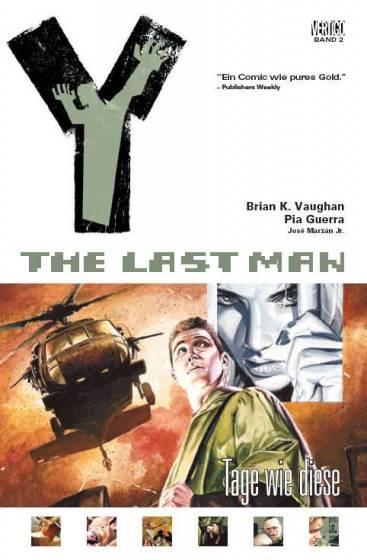 Y - The Last Man 2: Tage wie diese