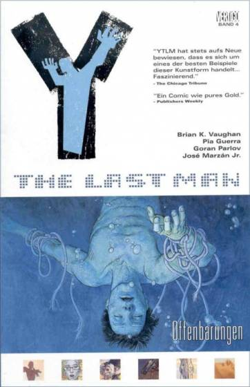 Y - The Last Man 4: Offenbarungen
