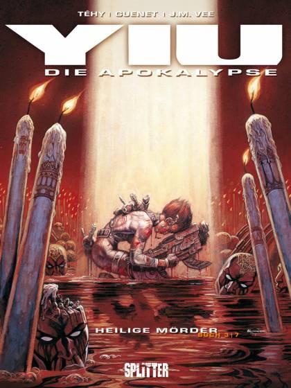 Yiu - Die Apokalypse 3: Heilige Mörder