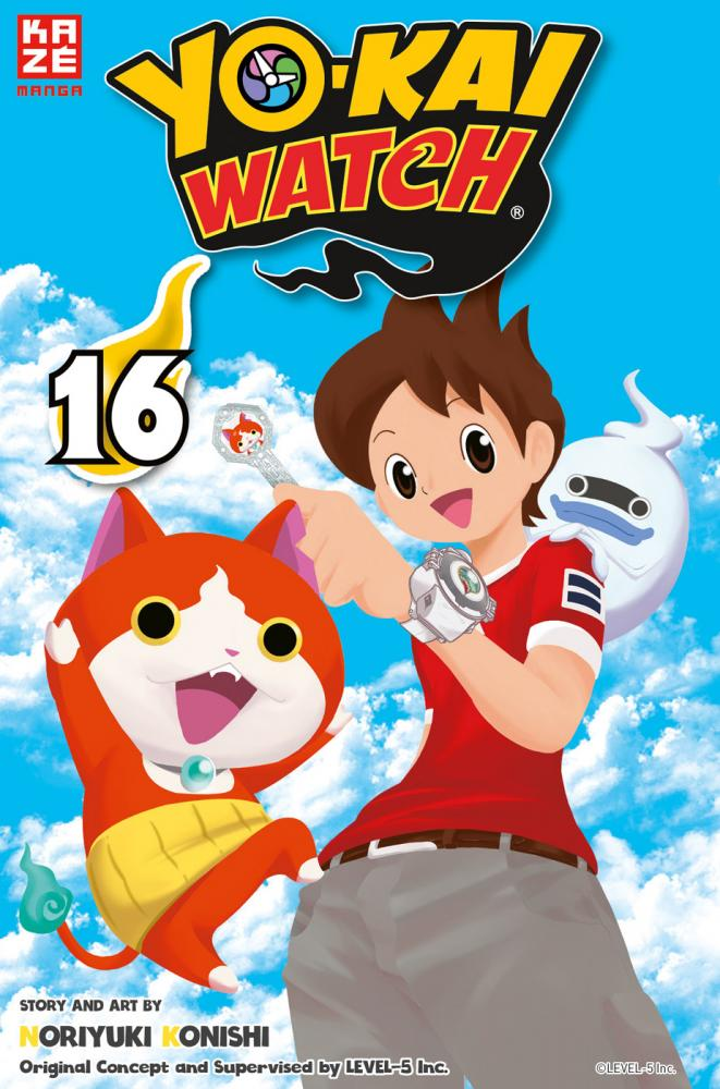Yo-kai Watch Band 16