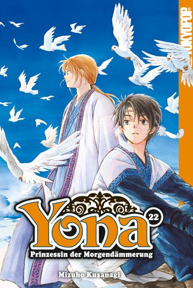 Yona - Prinzessin der Morgendämmerung Band 22
