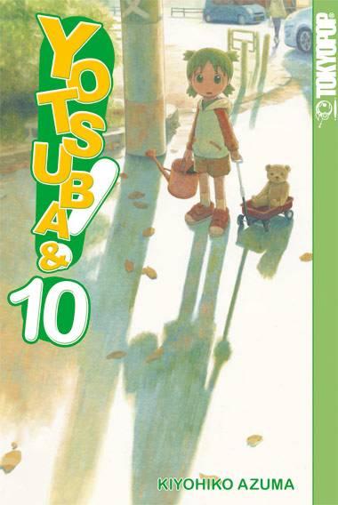 Yotsuba&! Band 10