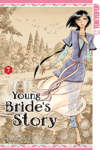Young Bride's Story Band 7