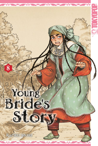 Young Bride's Story Band 8