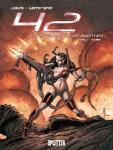 42 – Intergalaktische Agenten