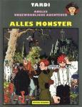 Adeles ungewöhnliche Abenteuer 8: Alles Monster