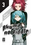 Akuma no Riddle Band 3