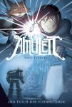 Amulett Buch zwei: Der Fluch der Steinhüterin