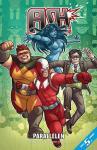 ASH - Austrian Superheroes Parallelen (Paperback 5)