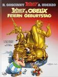 Asterix (Hardcover) 34: Asterix und Obelix feiern Geburtstag