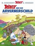 Asterix (Hardcover) 11: Asterix und der Avernerschild