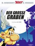 Asterix (Hardcover) 25: Der große Graben