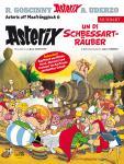Asterix Mundart (83) Asterix un di Schbessarträuber (Unterfränkisch VI)