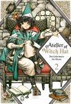 Atelier of Witch Hat – Das Geheimnis der Hexen Band 2