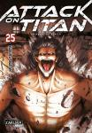 Attack on Titan Band 25