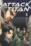 Attack on Titan Band 5