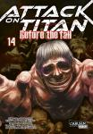 Attack on Titan -  Before the Fall Band 14