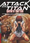 Attack on Titan -  Before the Fall Band 1