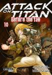 Attack on Titan -  Before the Fall Band 10