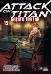 Attack on Titan -  Before the Fall Band 15