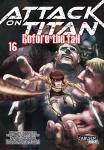 Attack on Titan -  Before the Fall Band 16