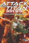 Attack on Titan -  Before the Fall Band 3